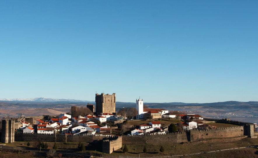 Le fort de Braganca